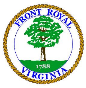 Town of Front Royal logo